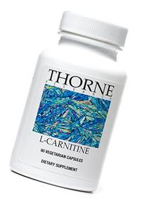 Thorne Research - L-Carnitine - Amino Acid Supplement for