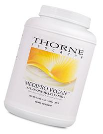 Thorne Research - MediPro Vegan All-in-One Shake - Vegetable