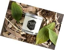 Tobacco - Cherry Pipe Tobacco Scented Lux Candle