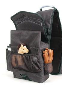 Tough-1 Multi-Pocket Saddle Bag