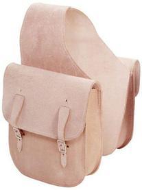 Tough-1 Ruff-Out Saddle Bag - Natural