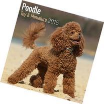 Toy & Miniature Poodle Calendar - Just Toy & Miniature