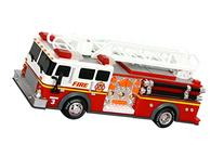 """Toy State 14"""" Rush And Rescue Police And Fire - Hook And"""