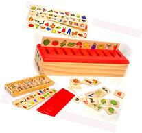 Toys of Wood Oxford Wooden Sorting Box - Sorting Toys for