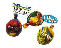 Toysmith IsoFlex Stress Balls Assorted Bundle - 3 Pack