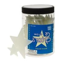 Toysmith - Jar of Glow Stars Party Accessory, Contains 135