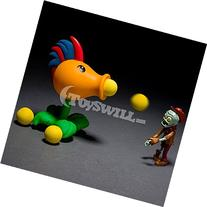 Toyswill® Plants Toys Fire Peashooter Popper brown
