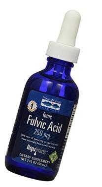 Trace Minerals Research IOFA01 - Liquid Ionic Fulvic Acid