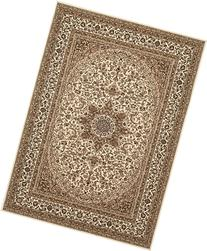 Rugshop Traditional Oriental Medallion Design Area Rug, 5'3