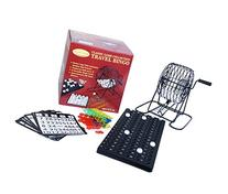 Travel Bingo Game Set