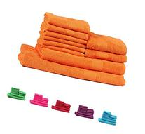 Trident Soft and Light 100% Combed Cotton 400 GSM 10-Pieces