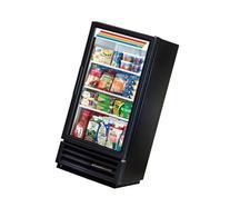 True GDM-10-HC-LD Glass Swing Door Refrigerator W/ LED