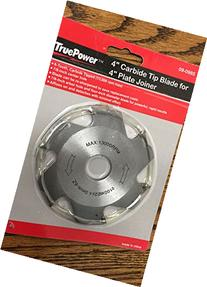 TruePower 09-0985 6T Carbide Tipped Blade for Plate Joiner,