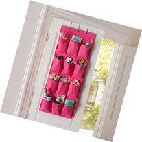 12 Pocket Hanging Door Holder,Tune Up Storage Organizer
