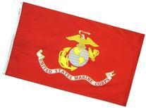U.S. Marine Corps Military Flag 3x5 ft. Nylon SolarGuard Nyl