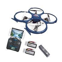 UDI U818A WiFi FPV RC Quadcopter Drone with HD Camera RTF -