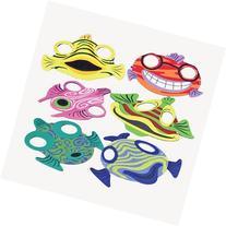US Toy Fish Animal Foam Masks