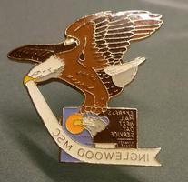 USPS - Postal Service - Inglewood MSC - Collectible Pin