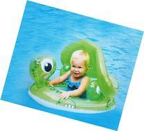 UV CarefulTM 50+ UPF Baby Care Seat - Turtle Covered