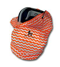 Ultra Durable Child Car Seat Travel Bag With Shoulder Strap