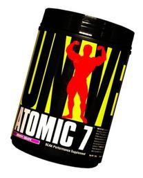 Universal Nutrition - Atomic 7 BCAA Performance Groovy Grape