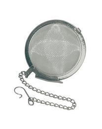 "Update International  2"" Stainless Steel Tea Ball Infuser"