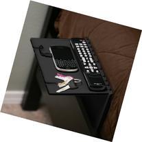 Urban Shelf -Black- Bedside Table & Organizer, Folding Night
