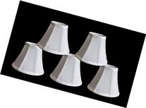 Urbanest 1100460b Set of 5 Chandelier Mini Lamp Shades 5-
