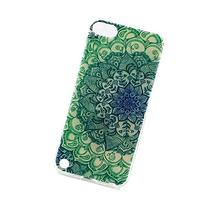 Touch 5 Case, Tpu Soft Cover for Ipod Touch 5, Green Leaf