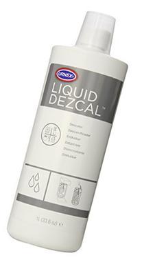 Urnex Liquid Dezcal Activated Descaler, 33.6 Ounce
