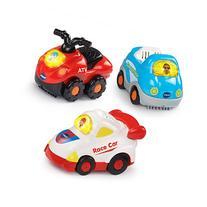 VTech Go! Go! Smart Wheels - Sports Cars 3-pack