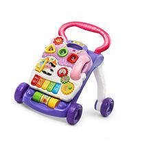 VTech Sit-to-Stand Learning Walker, Lavender