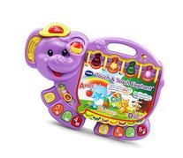 VTech Touch and Teach Elephant, Purple