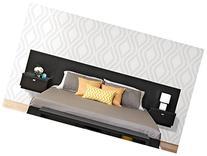 Valhalla Designer - King Platform Floating King Bed