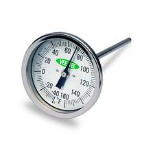 """Vee Gee Scientific 82160-6 Dial Soil Thermometer, 6"""""""