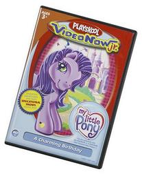 Videonow Jr. Personal Video Disc: My Little Pony #1