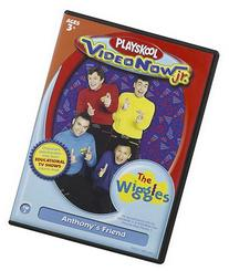 Videonow Jr. Personal Video Disc: The Wiggles #2
