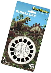 View-Master Classic 3Reel Dinosaurs