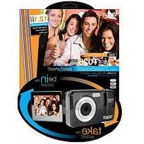 "Vivitar 14.1 MP Digital Camera with 2.7"" LCD, Colors May"