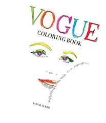 Vogue Colors A To Z A Fashion Coloring Book Searchub