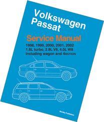 Volkswagen Passat, 1998, 1999, 2000, 2001 2002 : Repair