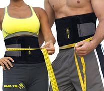 HBT Gear Waist Trimmer Stomach Wrap Ab Belt with carrying