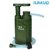 Water Filter for Soldiers Hiking Camping Fishing Hunting