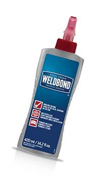 Weldbond 8-50420 Universal Adhesive, 14.2 fl. oz