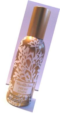 White Barn Fresh Linen Concentrated Room Spray 1.5 Oz for