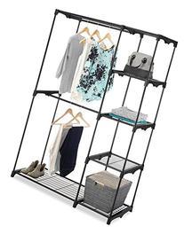 Whitmor Freestanding Portable Closet Organizer – Heavy