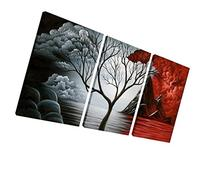 Wieco Art The Cloud Tree Wall Art Oil PaintingS Giclee