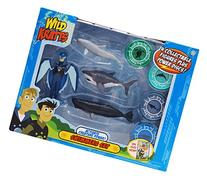 Wild Kratts 4-Pack Action Figure Set - Activate Creature
