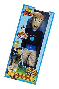 Wild Kratts, Talking Plush, Martin