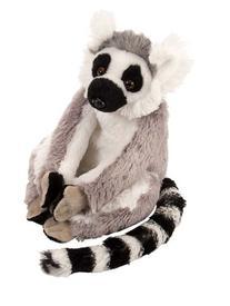 """Wild Republic CK-Mini Ring Tailed Lemur 8"""" Plush"""